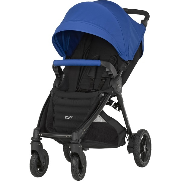 Britax B-motion 4 Plus - Ocean Blue