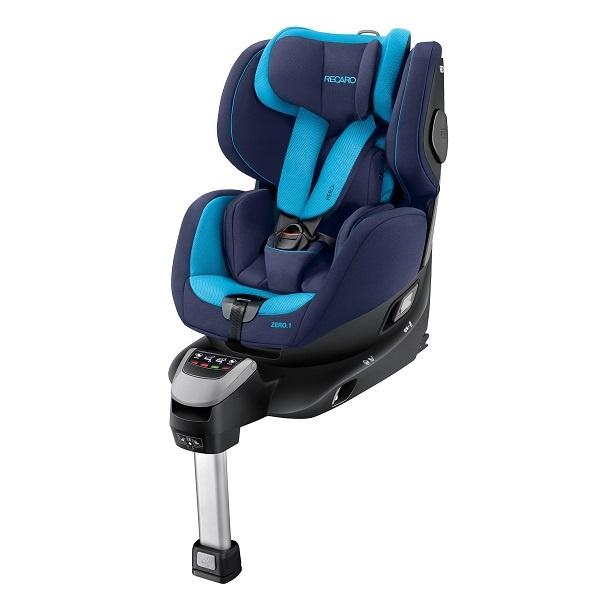 Recaro Zero 1 i-Size (xenon blue)