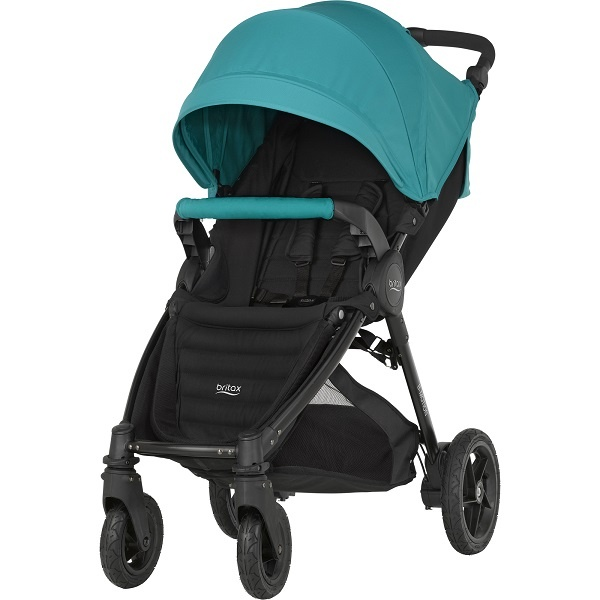 Britax B-motion 4 Plus - Lagoon Green