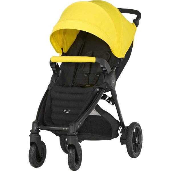 Britax B-motion 4 Plus - Sunshine Yellow