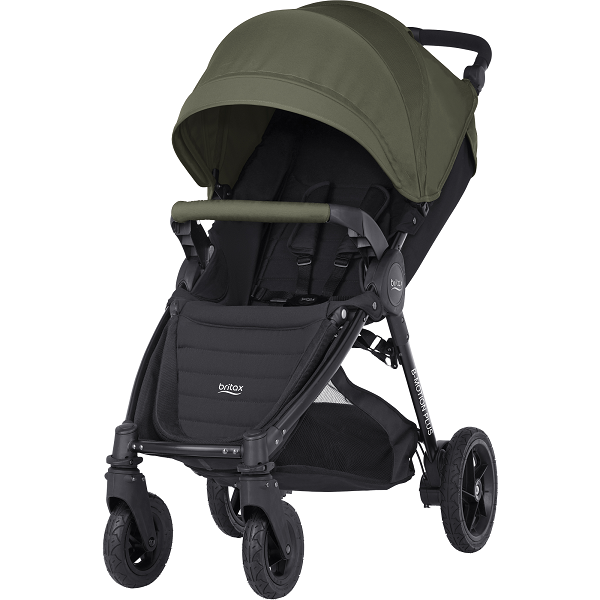 Britax B-motion 4 Plus - Olive Green