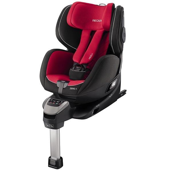 Recaro Zero 1 i-Size (racing red)