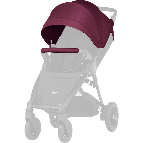 Britax B-motion 4 Plus Kalesje Kit - Wine Red