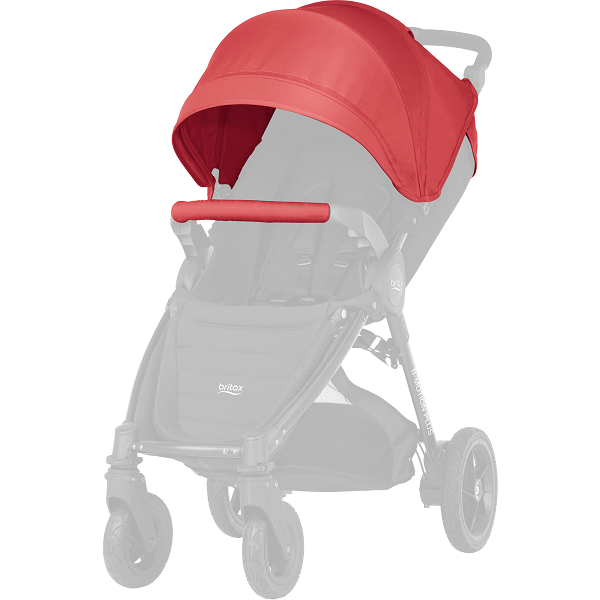 Britax B-motion 4 Plus Kalesje Kit - Coral Peach