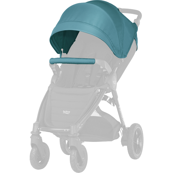 Britax B-motion 4 Plus Kalesje Kit-Lagoon Green