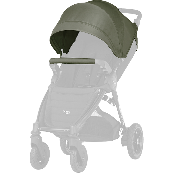 Britax B-motion 4 Plus Kalesje Kit - Olive Green