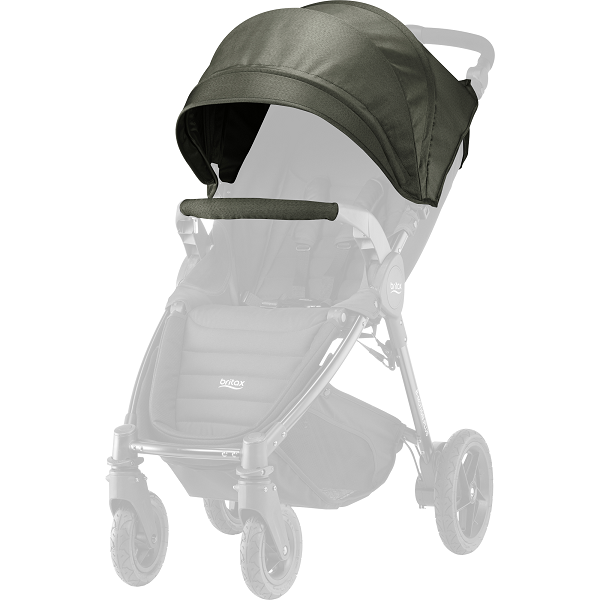 Britax B-motion 4 Plus Kalesje Kit - Olive Denim