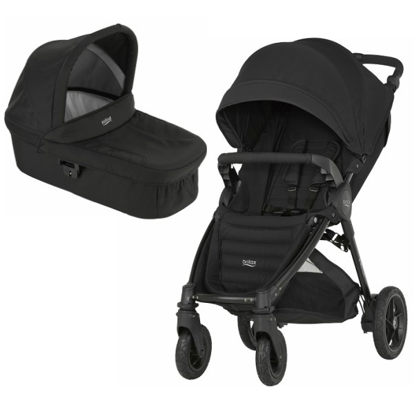 Britax B-motion 4 Plus Duo - Cosmos Black