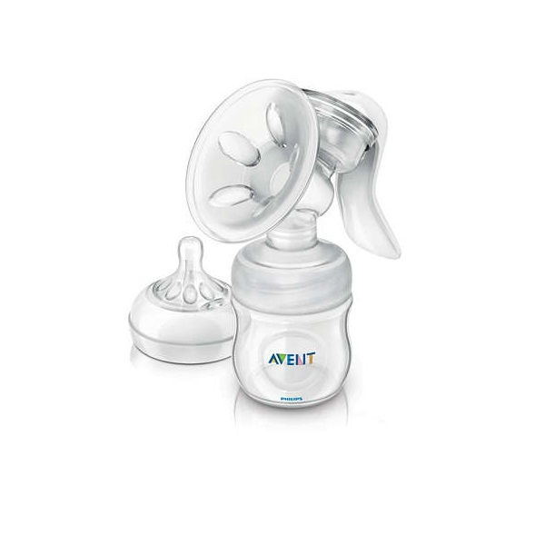 Philips Avent Brystpumpe Natural Manuell