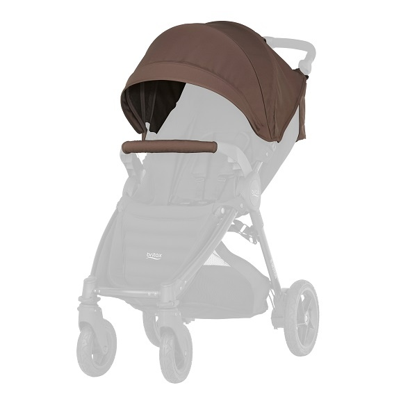 Britax B-motion 4 Plus Kalesje Kit - Wood Brown