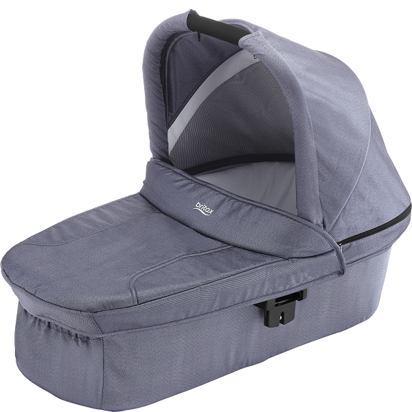 Britax Hardbag - Blue Denim