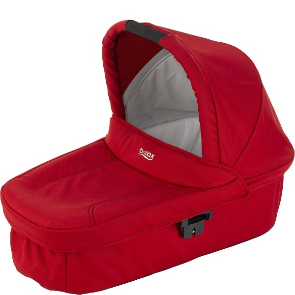 Britax Hardbag - Flame Red