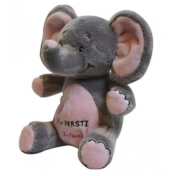 My Teddy - Min Første Elefant Rosa