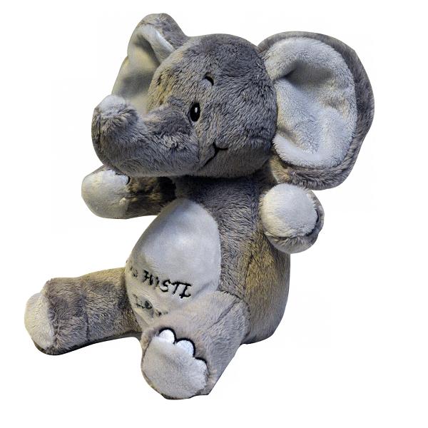 My Teddy - Min Første Elefant Grå