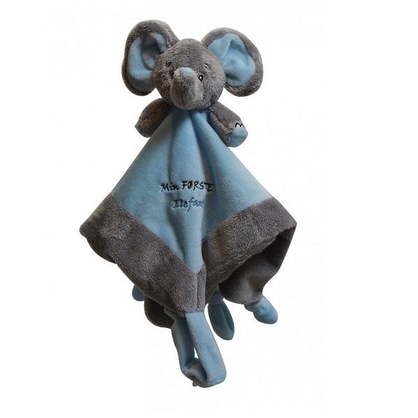 My Teddy Sutteklut - Min Første Elefant Blå