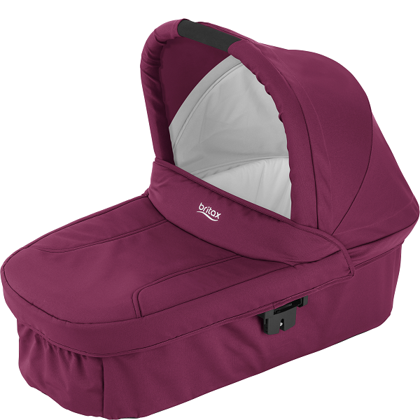 Britax Hardbag - Wine Red