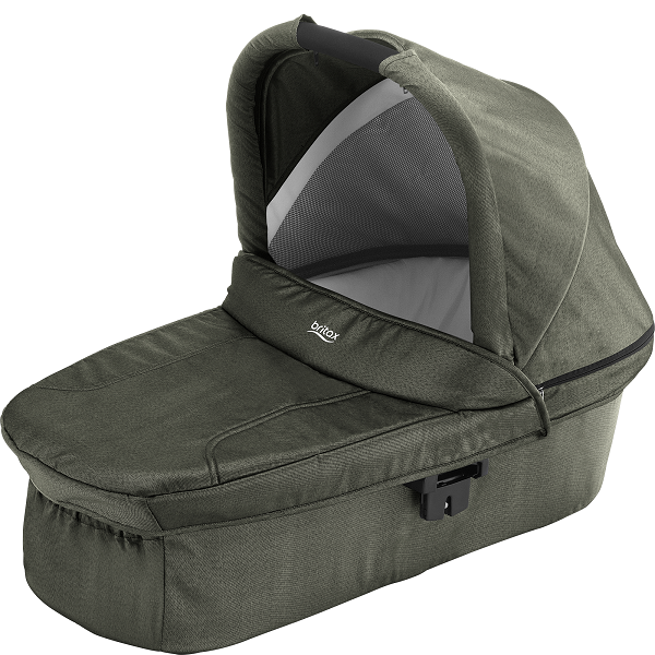 Britax Hardbag - Olive Denim