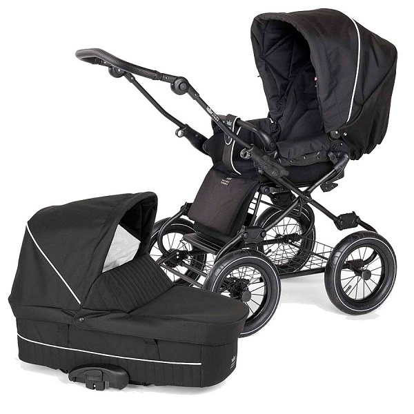 Nordic Crown Nordkapp Duo - Black/Black