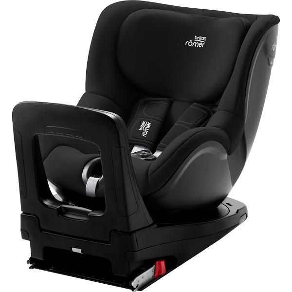 Britax Dualfix i-Size - Cosmos Black
