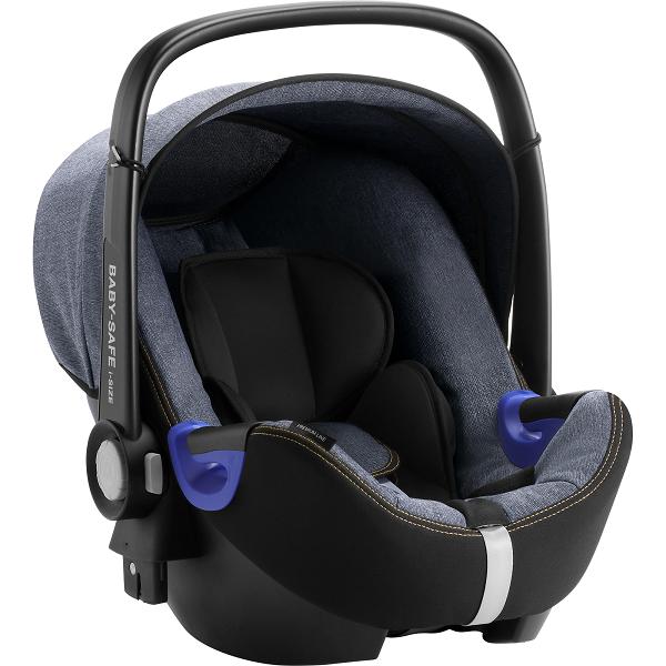 Britax Römer Baby-Safe i-Size - Blue Marble