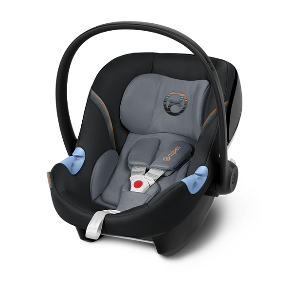 Cybex Aton M - Pepper Black