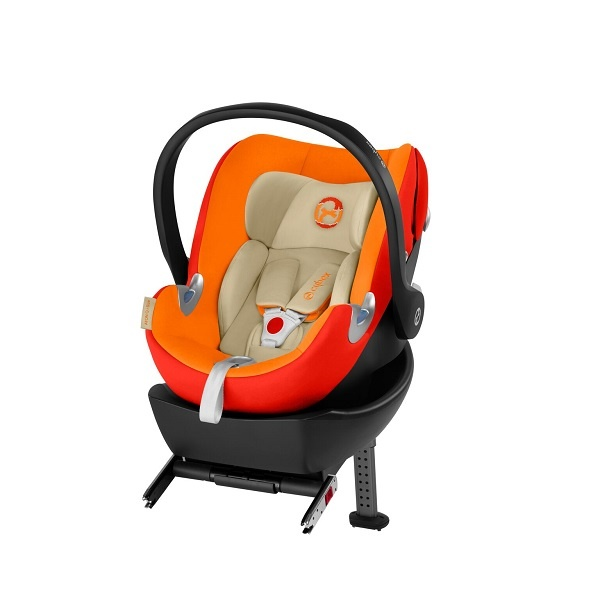 Cybex Aton Q i-Size inkl Base - Autumn Gold