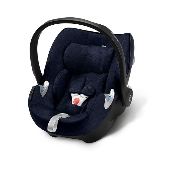Cybex Aton Q Plus i-Size - Midnight Blue