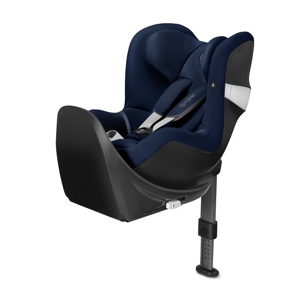 Cybex Sirona M2 i-Size inkl Base - Denim Blue