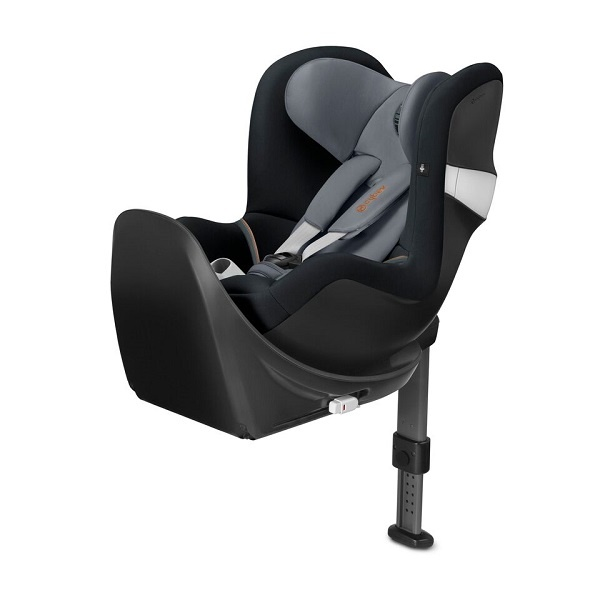 Cybex Sirona M2 i-Size inkl Base - Pepper Black
