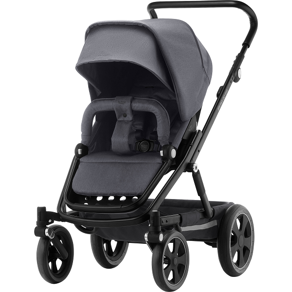 Britax Go Big² - Graphite Melange/Black