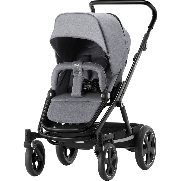 Britax Go Big² - Grey Melange/Black