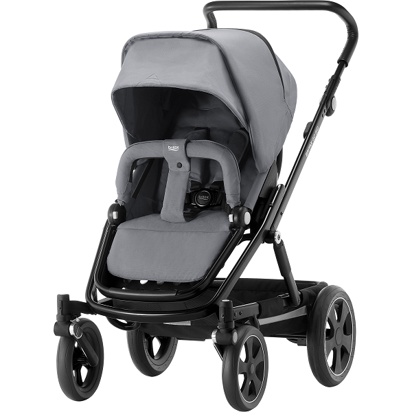 Britax Go Big² - Steel Grey/Black