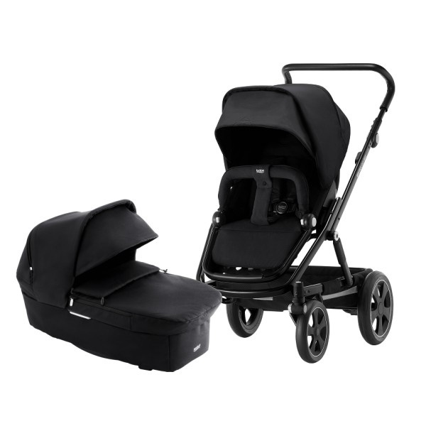 Britax Go Big² Duo - Cosmos Black/Black