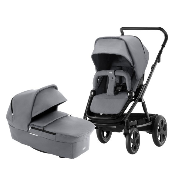 Britax Go Big² Duo - Steel Grey/Black