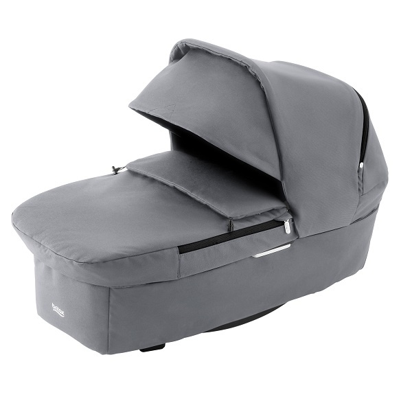 Britax Go Bærebag - Steel Grey
