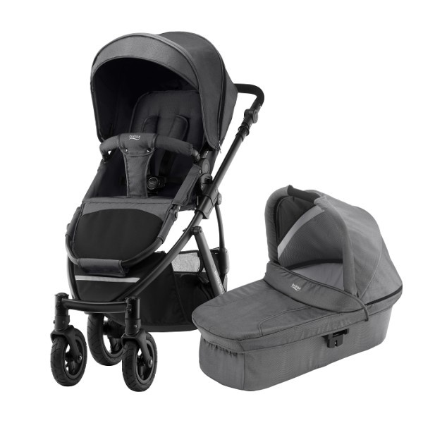 Britax Smile 2 Duo - Black Denim