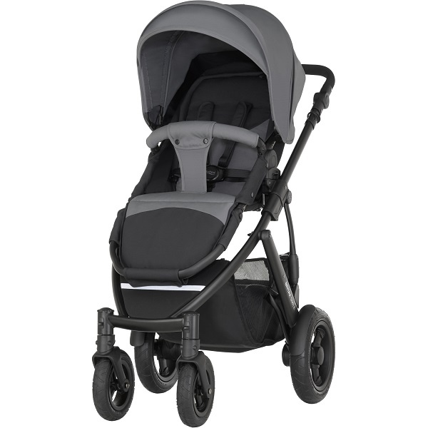 Britax Smile 2 - Steel Grey