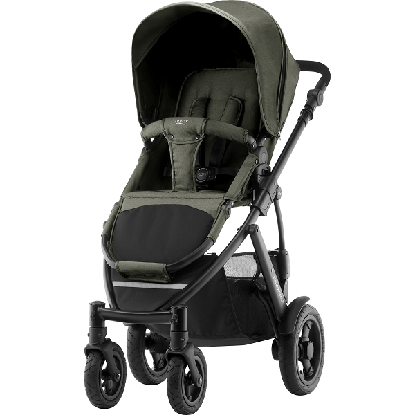 Britax Smile 2 - Olive Denim