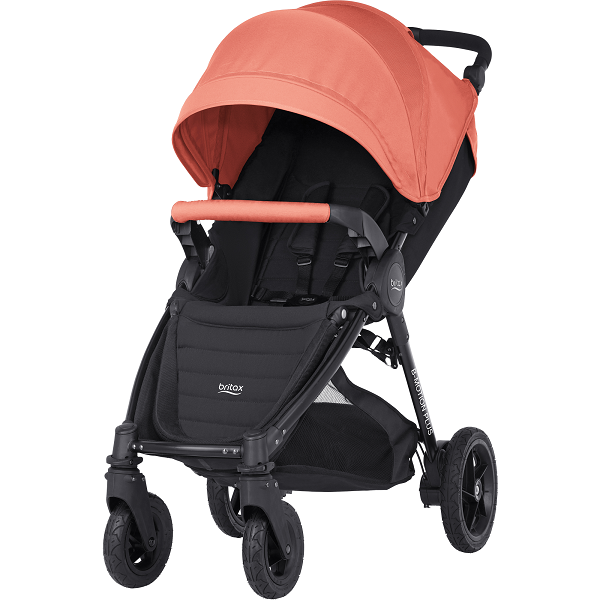 Britax B-motion 4 Plus - Coral Peach