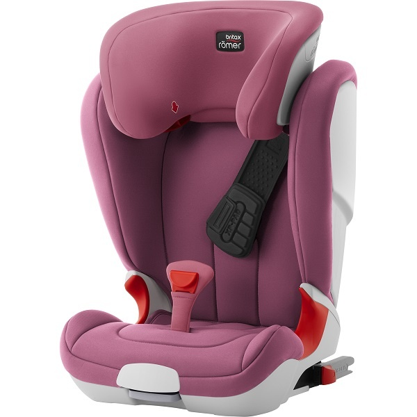 Britax Kidfix II xp - Wine Rose
