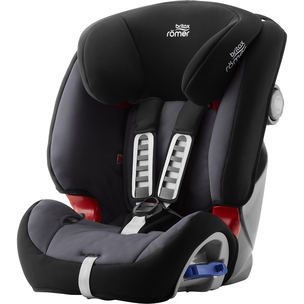 Britax Multi-Tech III - Storm Grey