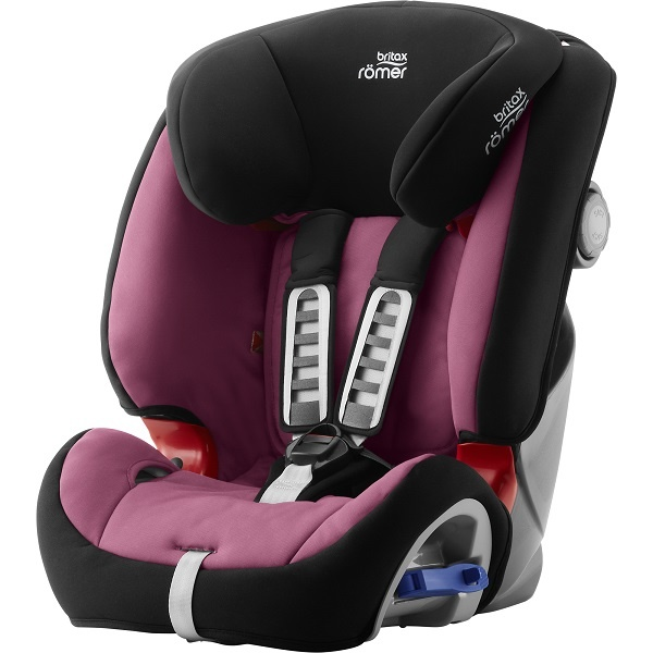 Britax Multi-Tech III - Wine Rose
