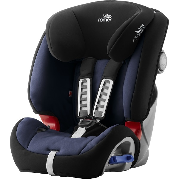 Britax Multi-Tech III bilstol småbarnstol - Moonlight Blue