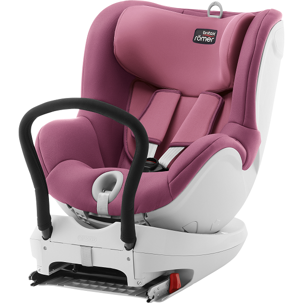 Britax Dualfix - Wine Rose